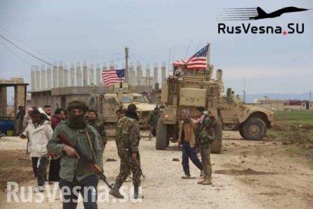 «Пиндос стреляет, пошёл F-16!» — кадры боя военных США и сирийцев на глазах у российских военных (ВИДЕО)