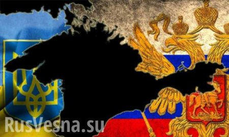 Террористы решили забрать уУкраины российский Крым