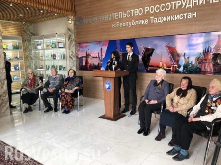 Армия России в Таджикистане: общая Победа из прошлого в будущее (ФОТО)