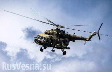 Жёсткая посадка Ми-8наЯмале: есть погибшие (ФОТО)
