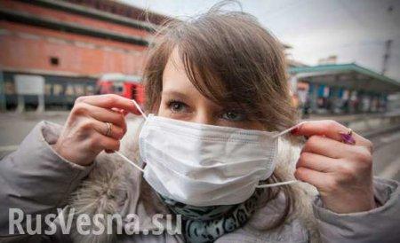 НаЛьвовщине бунт против приёма эвакуированных из Уханя украинцев (ВИДЕО)