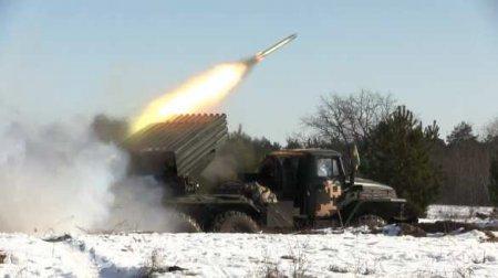 Украинские «Грады» выполнили 250-км марш, ВСУ готовятся к наступлению (ФОТО, ВИДЕО)