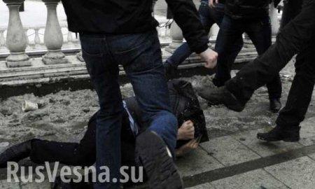 ВХарькове избили португальского болельщика