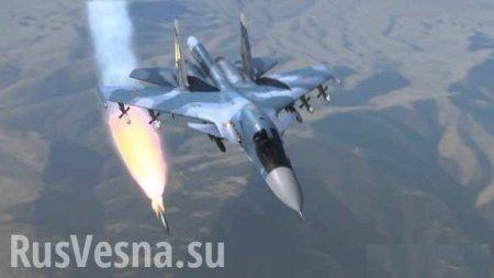 Авиация ВКСРоссии остановила ударом движение турецкой армии — СМИ (ВИДЕО)