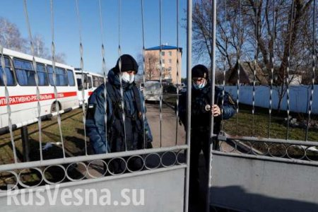 Минздрав Украины запретил передавать едуэвакуированным изУханя