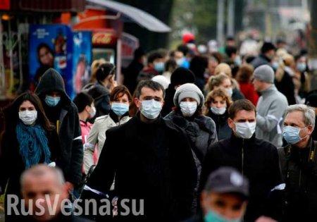 Германия объявила о начале эпидемии коронавируса