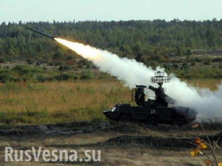 «Украина» требует открытия огня по защитникам Донбасса: сводка ЛНР (ВИДЕО)