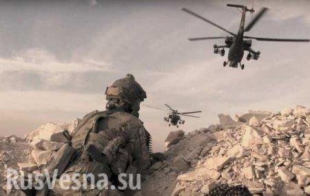 Русский спецназ рвёт в клочья банды боевиков: уникальные кадры (ВИДЕО 18+)