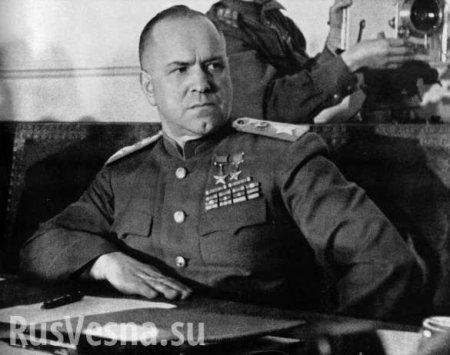 Возвращение имени маршала Жукова проспекту в Харькове «оскорбляет память о ветеранах», — институт нацпамяти