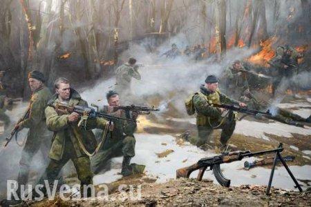 Последний десант: 90 героев против тысяч боевиков (ФОТО)