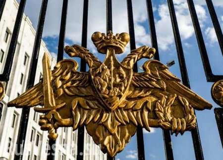 Минобороны России сделало заявление поповоду «сбитого  ...
