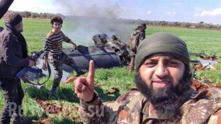 Минобороны России сделало заявление поповоду «сбитого турками самолёта» (ФОТО, ВИДЕО)