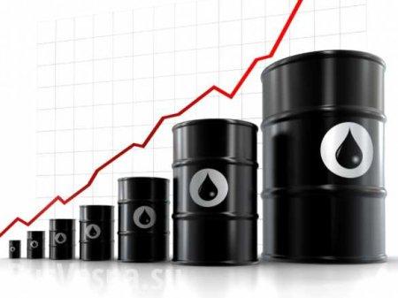Мировые цены нанефть отыграли треть утреннего падения