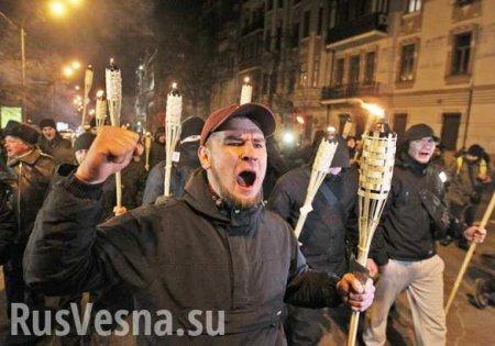«Зеленский разъярён из-за нападения нацистов и готовит удар по боевикам» (ВИДЕО)