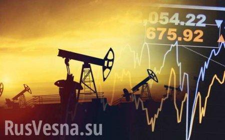 Цены нанефть снова рухнули — ещё на6%
