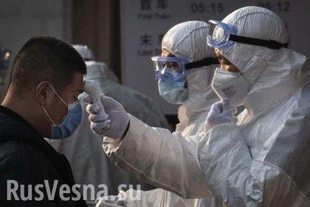 В Китае выздоровели почти 85% заражённых коронавирусом