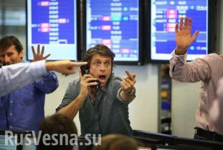 Российская нефть упала до $19, доллар стоит дороже 80 рублей