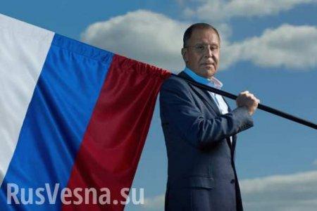 Сергей Лавров стал героем труда