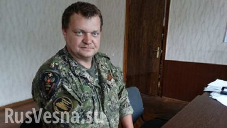 ВАЖНО: Легендарного ополченца ДНР хотят выдать Западу на расправу (ФОТО, ВИДЕО)