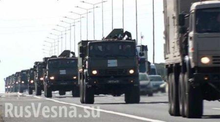 «Итальянцы были ошарашены нашей оперативностью», — участники российской гумоперации (ФОТО, ВИДЕО)