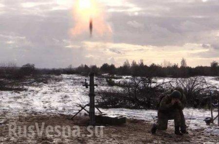 Очередной убийца «всушников»? Украинские военные начали испытания нового миномёта (ФОТО)