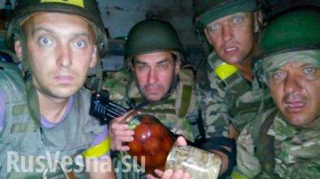 Тревожная ситуация вВСУ: Армия ЛНР обратилась кжителям оккупированных территорий (ВИДЕО)