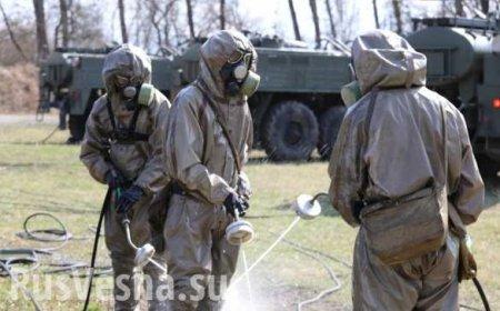 Армия России готовится к войне. С коронавирусом