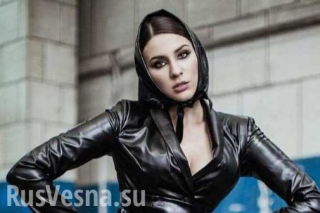 Украинская певица Maruv пожаловалась, что застряла в России (ВИДЕО)