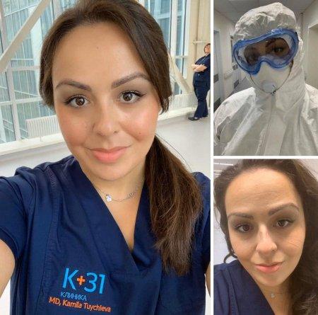 Помогите нам! — врач коронавирусной больницы обратилась кРоссии (ФОТО)