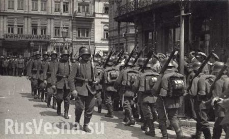 Создание Украинской народной республики: буфер между Европой и «дикими русскими» (ФОТО)