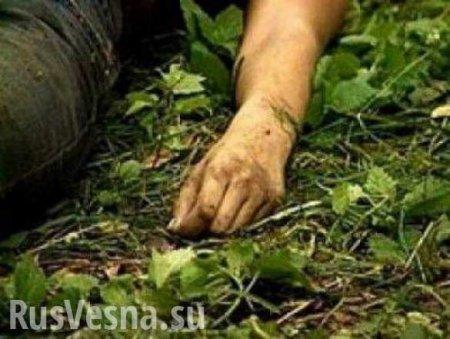 На военном полигоне под Львовом нашли два трупа (ВИДЕО)