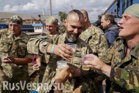 Волонтёры везут водку, «воины света» взрываются: сводка сДонбасса (+ВИДЕО)