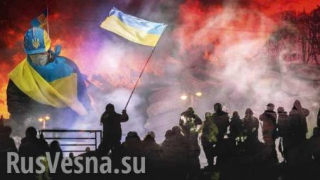 ВКиеве напали на «музей гидности» наМайдане (ФОТО)
