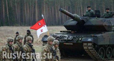 Модернизация армии Польши — починить, чтоосталось
