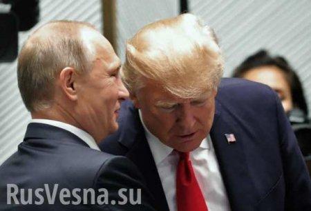 Путин, Трамп икороль Саудовской Аравии провели переговоры
