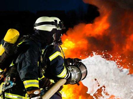 Пожар вцентре реабилитации «ветеранов АТО» — подробности (ФОТО, ВИДЕО)