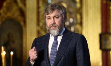 Россия сняла санкции с украинского православного политика Вадима Новинского