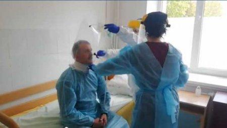 Медицина по-украински: вТернопольской области аппарат ИВЛзаменили пакетом на голову (ВИДЕО)