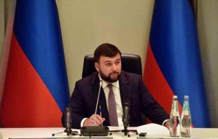С Днём рождения Республики — поздравление Главы ДНР (ВИДЕО)