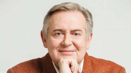 Актёр Юрий Стоянов назвал размер своей пенсии
