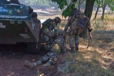Коронавирусные страсти в ВСУ: советский аппарат ИВЛ отказался спасать карателя (ВИДЕО)