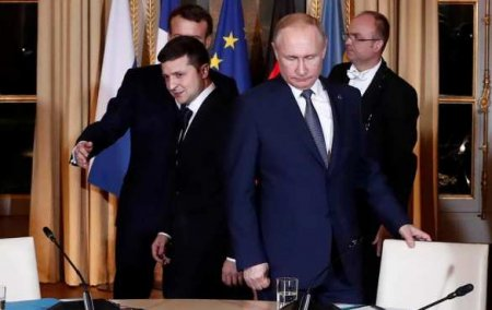Зеленский отрёкся от договорённостей «Нормандского саммита», — заявление главы ЛНР