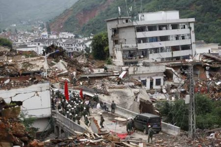 На Китай обрушилась новая беда, есть первые жертвы (ФОТО, ВИДЕО)