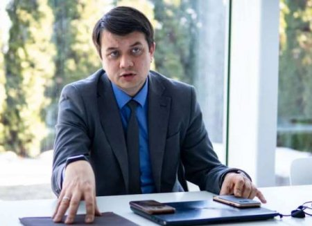 «Последствия должны быть более чем жёсткими» — спикер Рады отреагировал на записи разговоров Байдена и Порошенко (ВИДЕО)