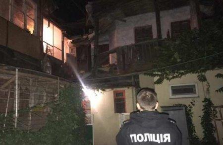 В Одессе рухнул ещё один жилой дом (ФОТО, ВИДЕО)