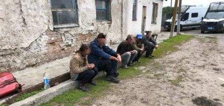 Под Харьковом семья фермеров держала рабов (ФОТО)
