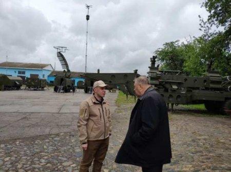 НаУкраине испытали систему «Кольчуга» после ремонта (ФОТО)