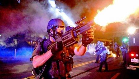 Полиция США стреляла на поражение в журналистов российских СМИ, — Киселёв (ФОТО, ВИДЕО)