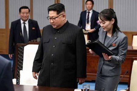 Сестра КимЧенЫнапригрозила Южной Корее разрывом важных соглашений
