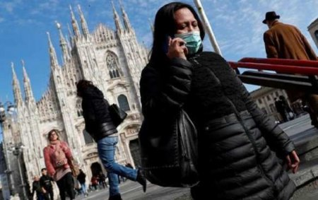 Италия открыла границы иотменила обсервацию туристов